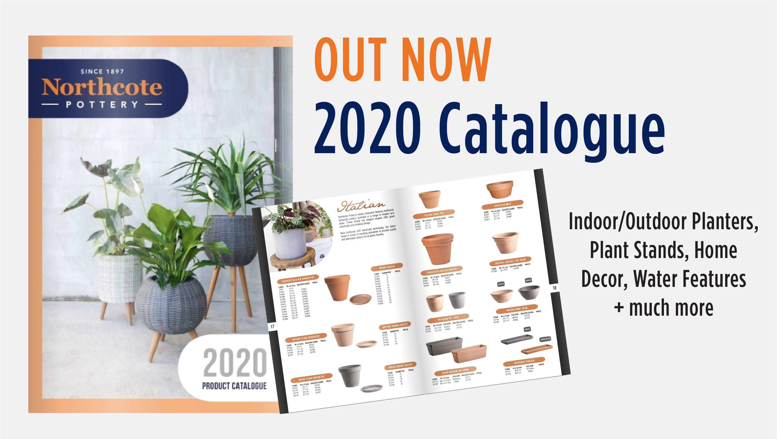 New Range Catalogue